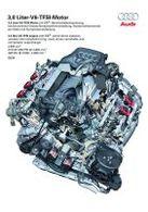 Zoom sur le nouveau moteur Audi TFSI 3,0 V6