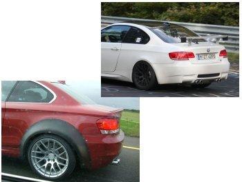 Prototypes mystères : BMW s'est-il décidé à produire une M1 et une M3 CSL ?