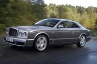 Bentley Brooklands : coupé 2+2 ultra-luxe