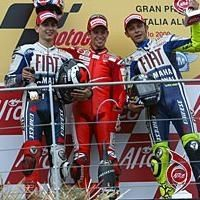 Moto GP - Catalogne: Une étape déterminante selon Rossi