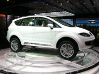 Seat Altea Freetrack : le premier SUV de la marque