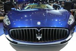 Video Maserati GranTurismo: beauté intérieure