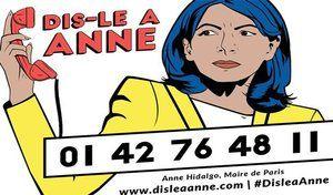 Mécontent du trafic parisien? Dis-le à Anne!