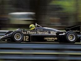 La famille Chapman soutient Lotus Renault