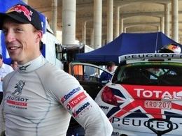 Meeke : « C'est le moment d'aller en WRC »