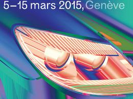 Voici l'affiche du 85e salon de Genève