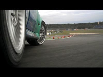 Réveil Auto : Lars Verbraeken brûle de la gomme dans sa E30 V8 Falken
