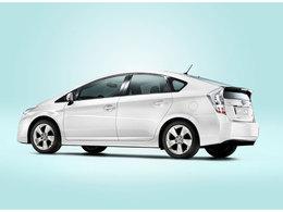 La Toyota Prius, toujours meilleure vente au Japon