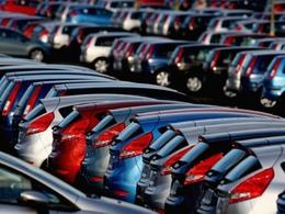 Ventes automobiles au Royaume Uni : + 15% en avril