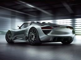 Salon de Détroit 2011: Porsche confirme la présence d'une première mondiale