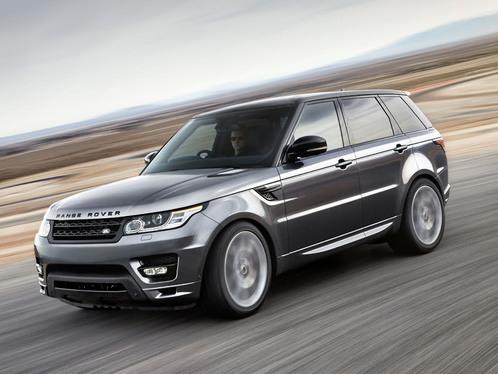 Le Range Rover Sport en hybride diesel au prochain salon de Francfort