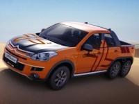 Citroën Cruise Crosser Concept : à moi le Sahara !