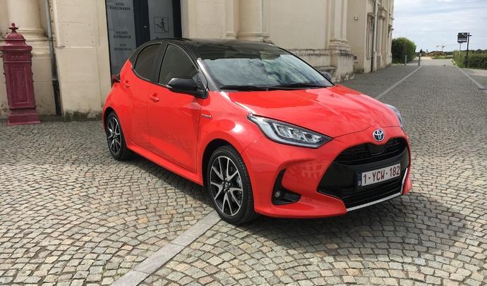 Toyota Yaris (2020) : l'économie sans l'ennui
