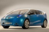 Toyota Hybrid X Concept : monospace futuriste