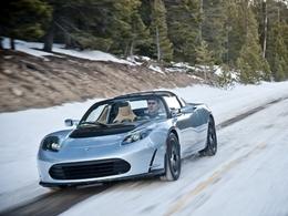 Tesla actualise le Roadster pour sa dernière année d'existence