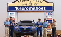 Elucubration du jour: VW et le rallye-raid, stop ou encore?