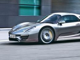 Salon de Détroit - La Porsche 918 en 1ère mondiale?