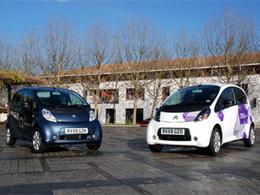 De bons résultats pour les véhicules électriques PSA en Europe