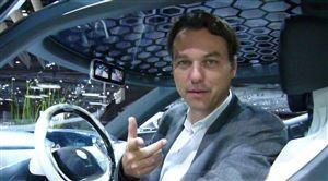 ITW Laurens Van den Acker, responsable du design Renault
