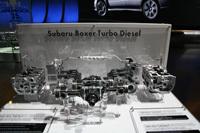 Un diesel chez Subaru, mais pas n'importe lequel