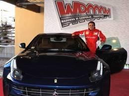 [vidéo] Une épreuve de slalom en Ferrari