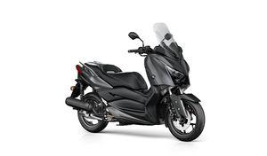 Nouveauté scooter 2018 : Yamaha revoit son X-Max 125