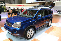 Nissan : un p'tit coup de chiffon sur le X-Trail et la 350Z