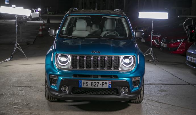 Renegade : le guide d'achat de la Jeep la plus vendue en 2020 - Salon de l'auto Caradisiac 2020