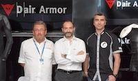 Dainese D-Air Armor: l'airbag transalpin pour toutes les marques
