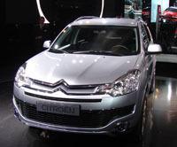 Video Citroën C-Crosser : demi-frère des Outlander et 4007
