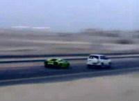 [Video] Un Nissan Patrol qui sème une Lamborghini Murcielago !