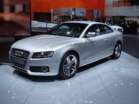 Audi: Essai réussi pour l'A5 et la S5.