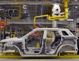 Jaguar Land Rover met en route son usine brésilienne