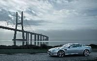 Aston Martin DB9: elle évolue également