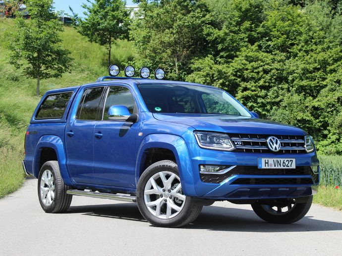 Essai video - Volkswagen Amarok restylé : le pick-up premium