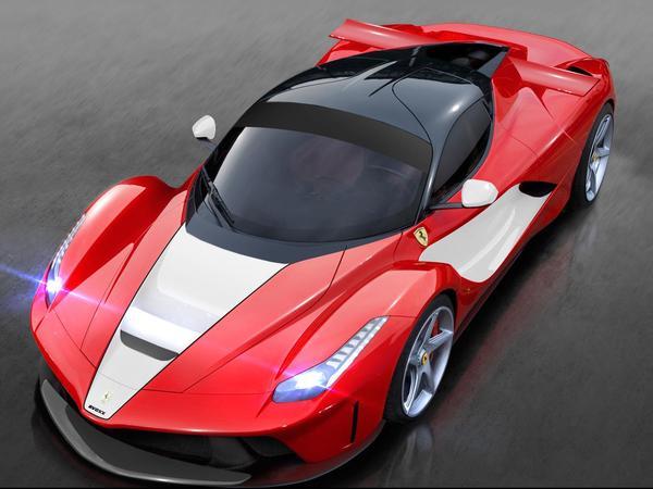 Ferrari réfute l'idée d'une LaFerrari extrême