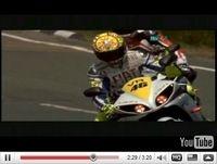 Vidéo du jour : Valentino Rossi au Tourist Trophy 2009