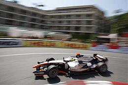 GP2 Monaco Course 2 : Conway gagne, Senna leader