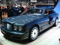 Bentley Brooklands: La magnificience est de ce monde.