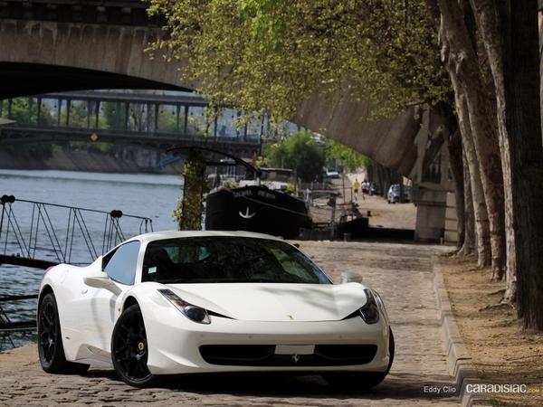 Photos du jour : Ferrari 458 Italia (Emotion Auto Prestige)