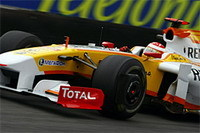 F1-GP du Brésil, libres 2: Alonso réalise le meilleur temps devant Buemi !