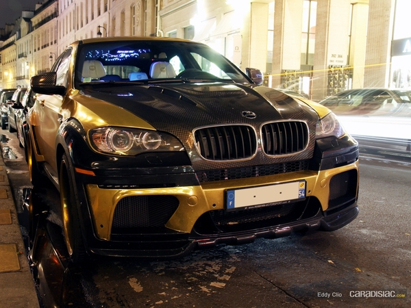 Photos du jour : Hamann BMW X6 Evo M