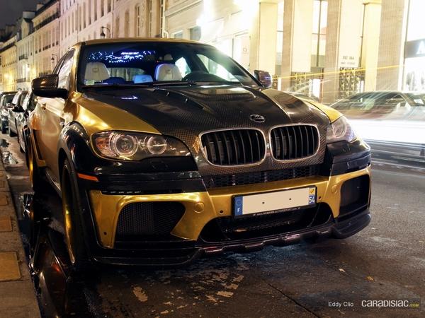 Photos du jour : Hamann BMW X6 Evo M