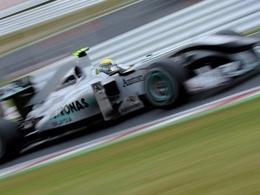 Rosberg : L'écart à combler est grand