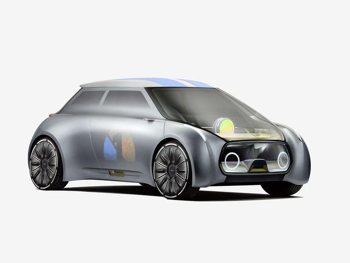 Mini dévoile son concept pour le centenaire de BMW