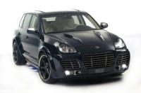 Porsche Cayenne Magnum Interior Line de Sede by TechArt
