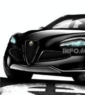 Futur SUV d'Alfa Romeo: comme ça?