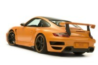 Porsche 997 Turbo GT Street by TechArt : je la veux !