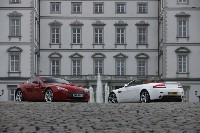 Aston V8 Vantage 4.7 en photos