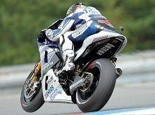 Moto GP - Grande Bretagne J.2: Jorge Lorenzo est tombé en héros